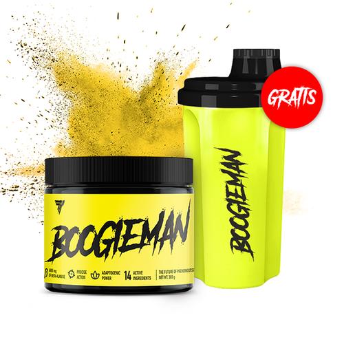 Boogieman + Shaker GRATIS