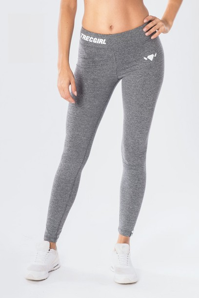 Leginsy TrecGirl 018 Strong Grey