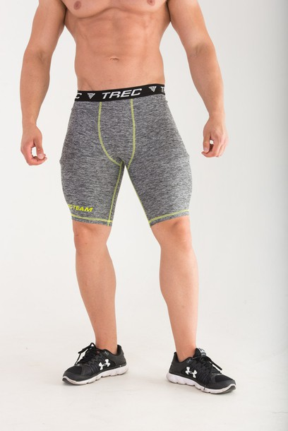 PRO SHORT PANTS 002 - GRAY