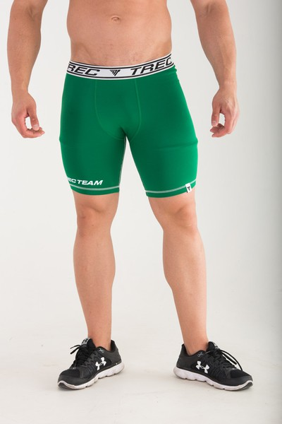 PRO SHORT PANTS 004 - GREEN Glowne