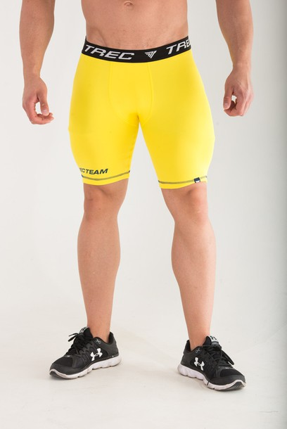 PRO SHORT PANTS 008 - YELLOW