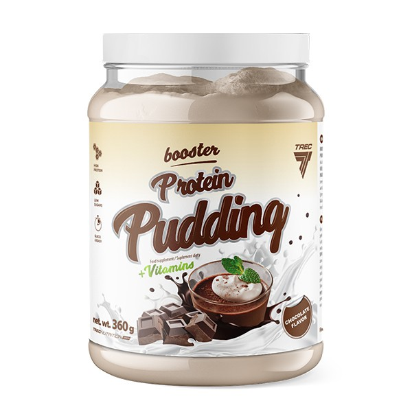 BOOSTER PROTEIN PUDDING