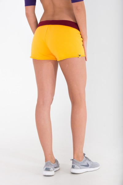 SHORT PANTS - TRECGIRL 001 - YELLOW https://www.trec.pl/media/catalog/product/s/p/spod