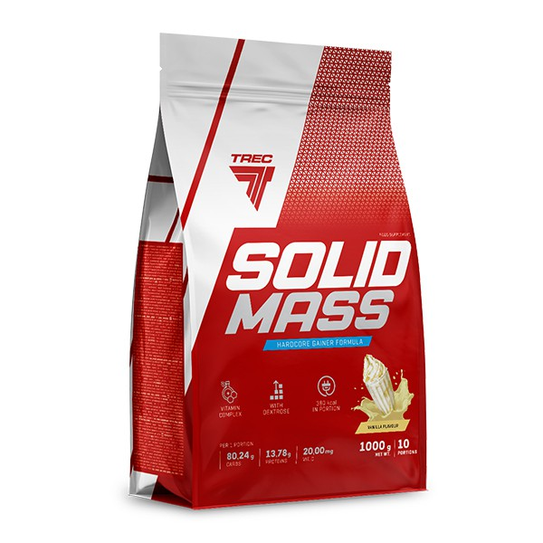 Gainer SOLID MASS