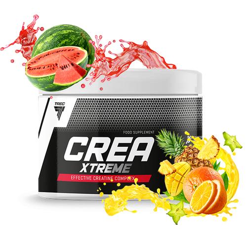 Stack Kreatynowy - CREA XTREME POWDER 180g