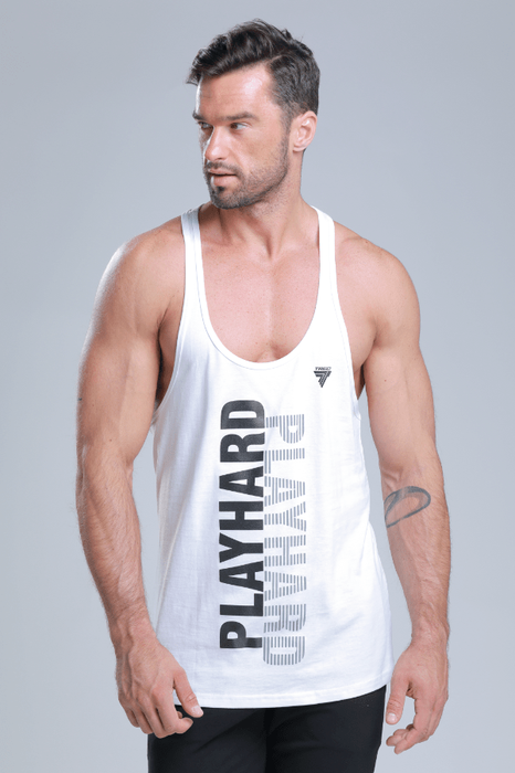 STRINGER 21 STRIPE WHITE
