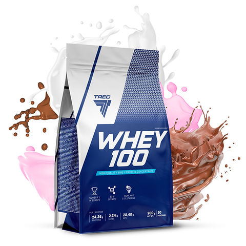 Białko WHEY 100