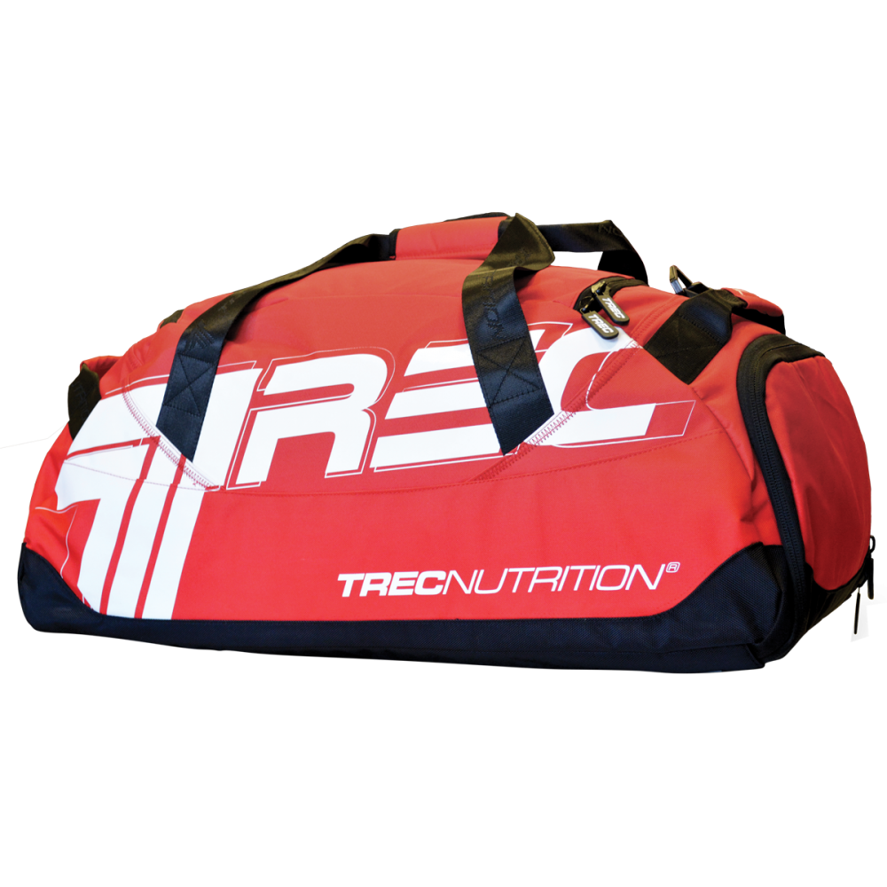 TREC TEAM TRAINING BAG 005 - RED-WHITE-BLACK