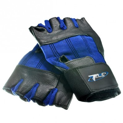 GLOVES CLASSIC STRIPE BLUE