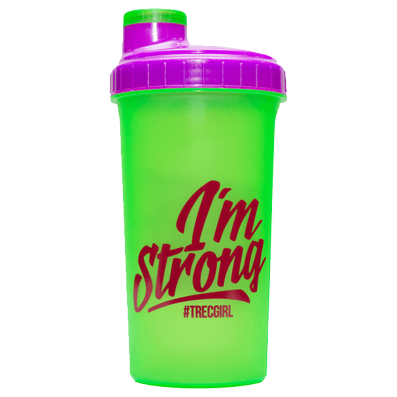SHAKER 012 - 0,7 L - GREEN - I'M STRONG