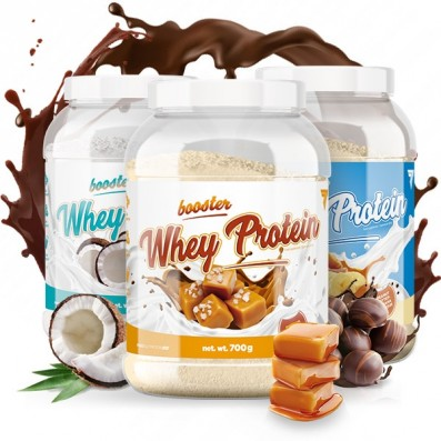 booster whey