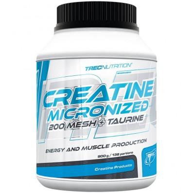 kreatyna monohydrat trec