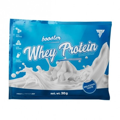 BOOSTER WHEY PROTEIN 30g