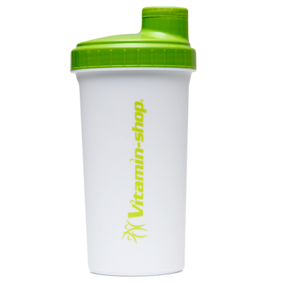 SHAKER 004 - 0,7 L - WHITE - VITAMIN-SHOP