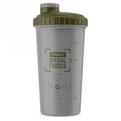 SHAKER 037 SILVER TREC SPECIAL FORCES