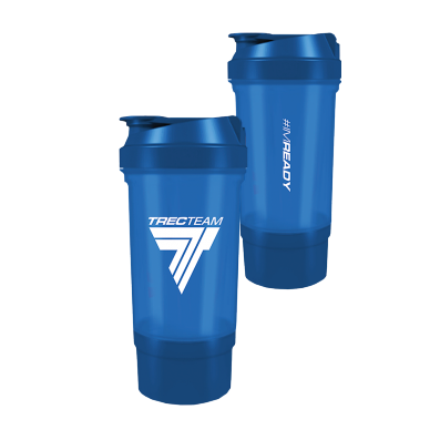 SHAKER 203 - 0,5 L - BLUE #IM READY