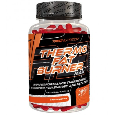 Spalacz THERMO FAT BURNER MAX 120tab