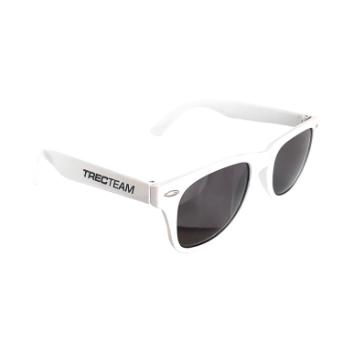 TREC TEAM - SUNGLASSES CLASSIC 01 - WHITE