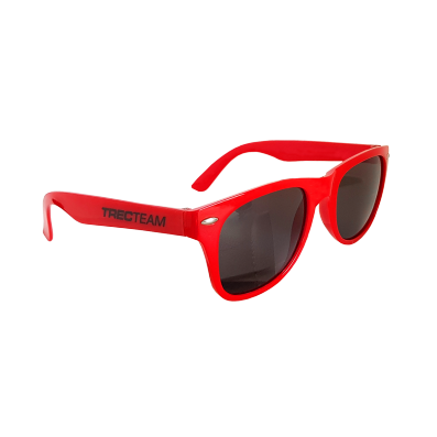 TREC TEAM - SUNGLASSES CLASSIC 03 - RED