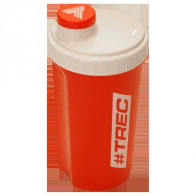 SHAKER 006 - 0,7 L - RED - TREC