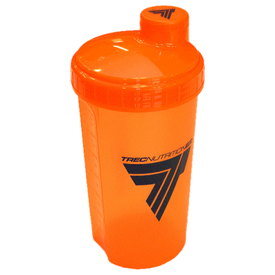 SHAKER 018 - 0,7 L - NEON ORANGE - TREC TEAM