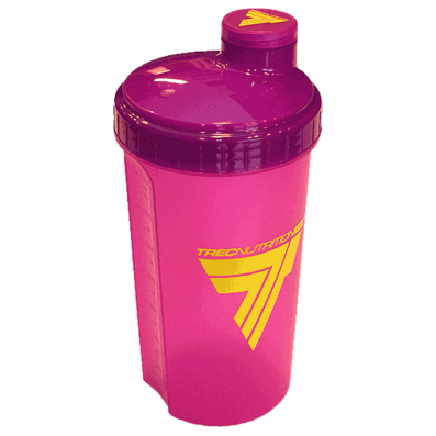 SHAKER 016 - 0,7 L - NEON PURPLE - TREC TEAM
