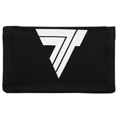 WALLET 01 - #PLAYHARD - BLACK