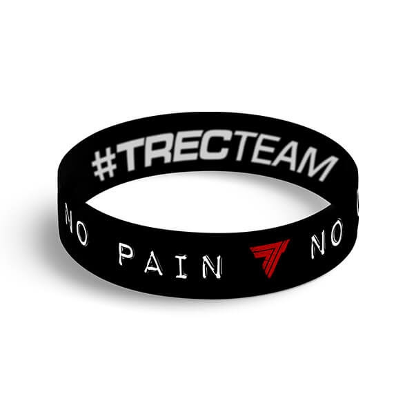 WRISTBAND 080 NO PAIN NO GAIN