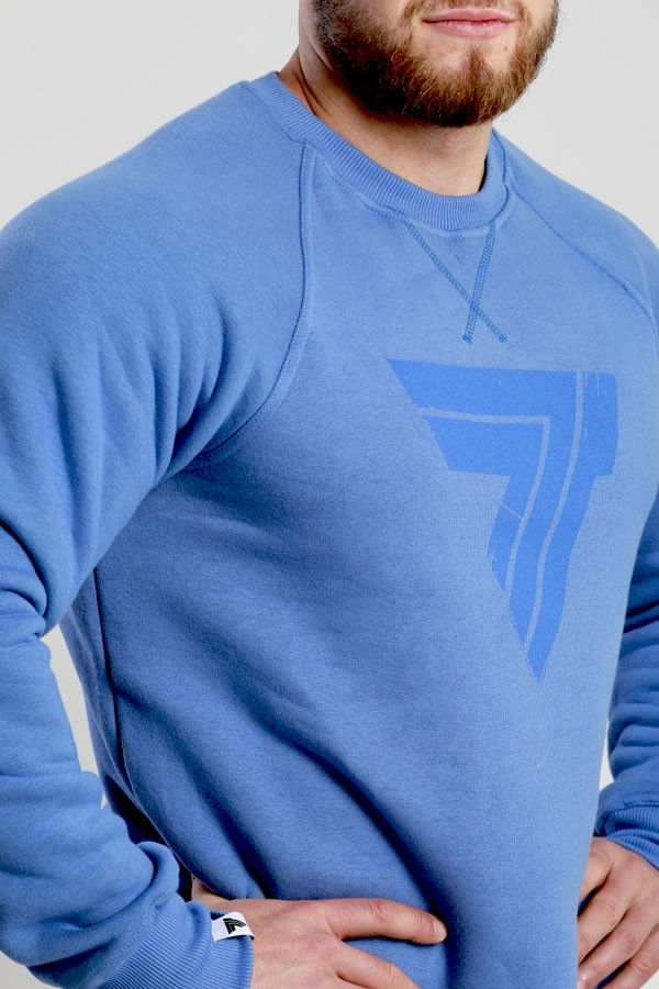 SWEATSHIRT 008 - DARK-BLUE