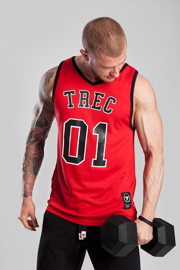 JERSEY 001 - TREC01 - RED