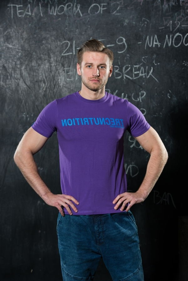 T-SHIRT 017 - NT - PURPLE