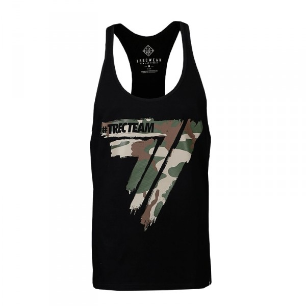 STRINGER 13 - CAMO - BLACK