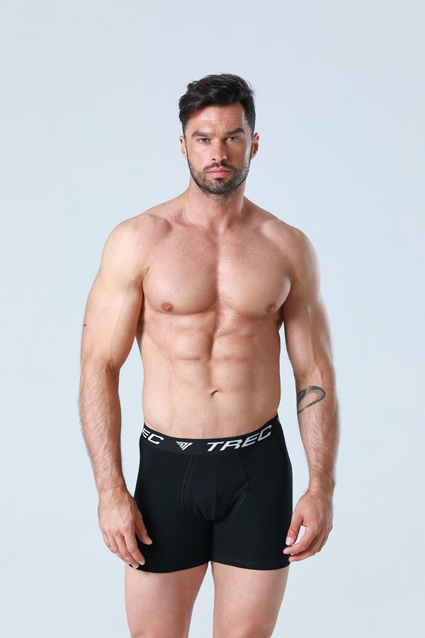 BOXER SHORTS 001 - BLACK