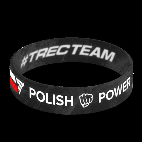 WRISTBAND 051 opaska sportowa - POLISH POWER