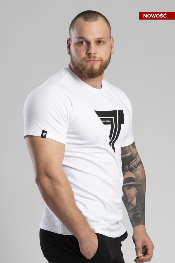TW TSHIRT PLAYHARD 018 WHITE
