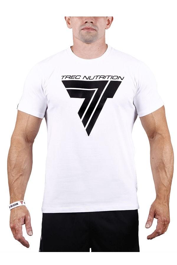 T-SHIRT - PLAY HARD 001 - WHITE