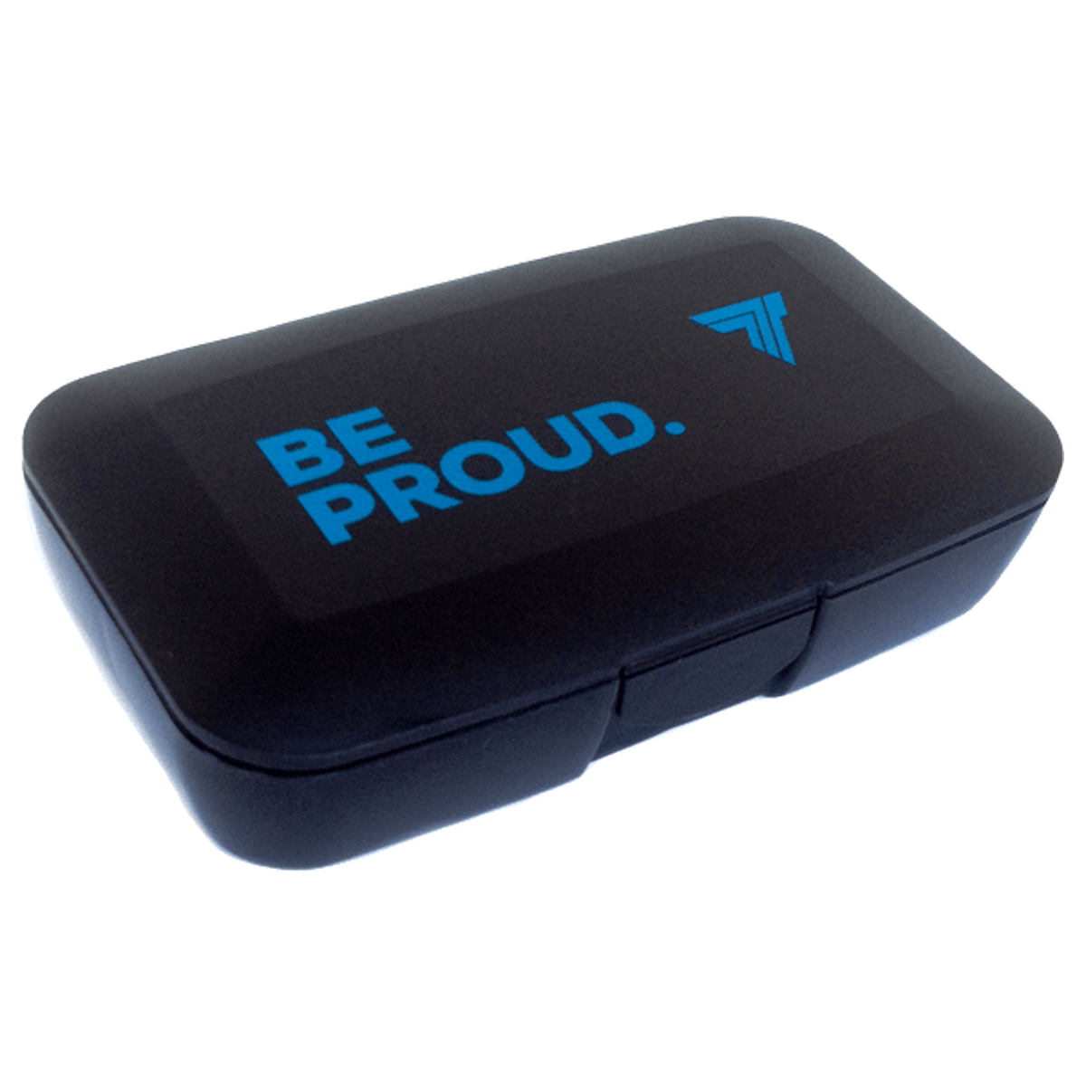 BOX FOR TABLETS - BE PROUD - BLACK