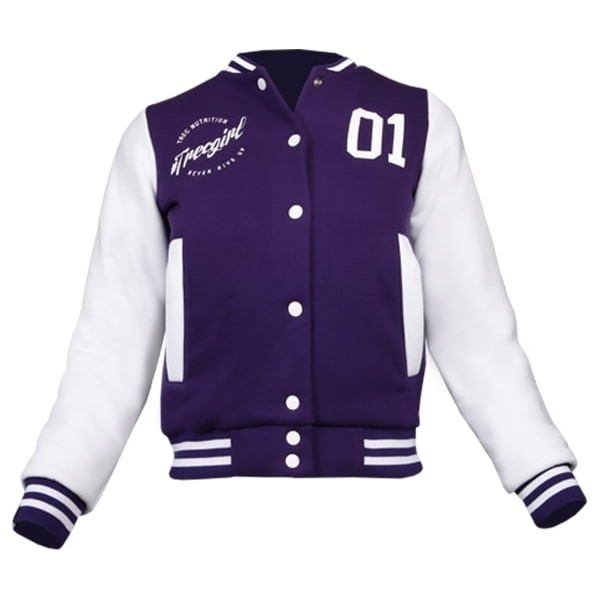 JACKET - TRECGIRL 004 - PURPLE