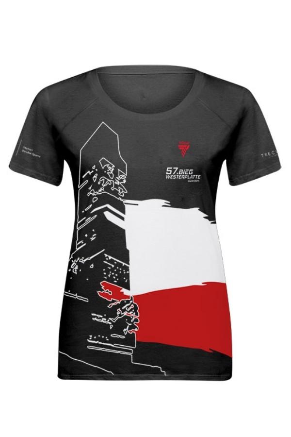Koszulka TW Bieg Westerplatte Damska