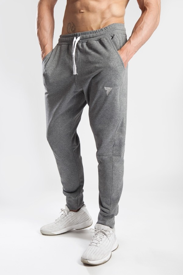 PANTS 040 - DARK GREY MELANGE