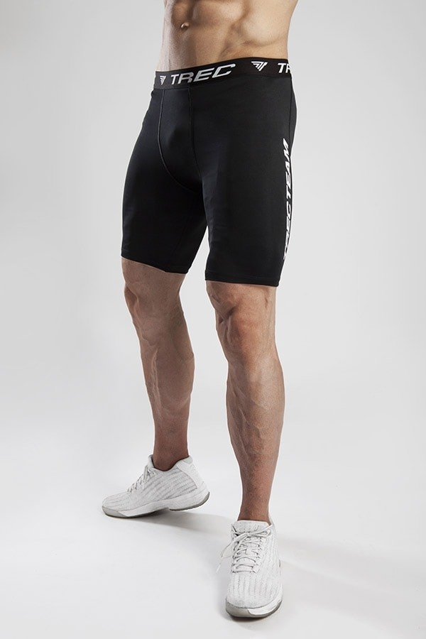 PRO SHORT PANTS 009 BLACK
