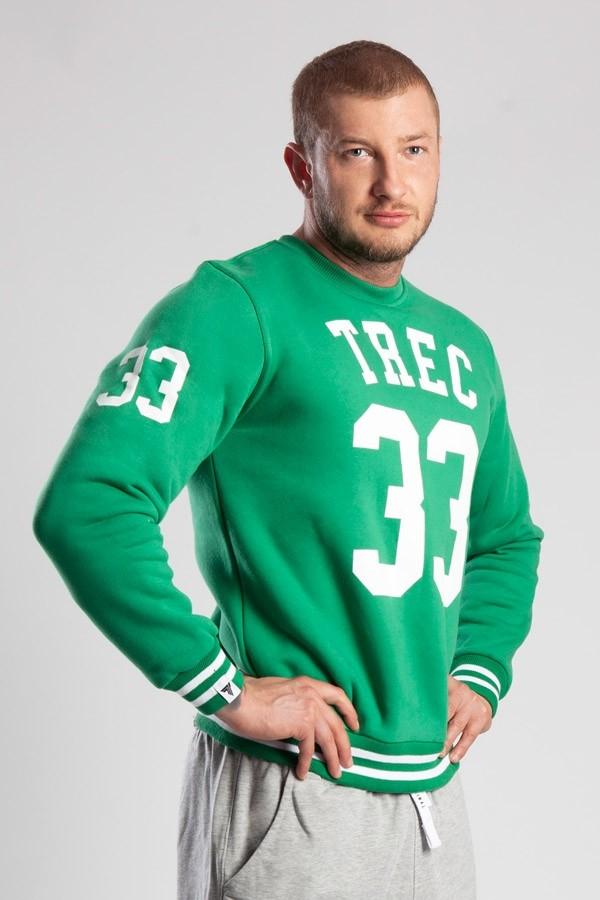 SWEATSHIRT 021 - TREC 33 - GREEN