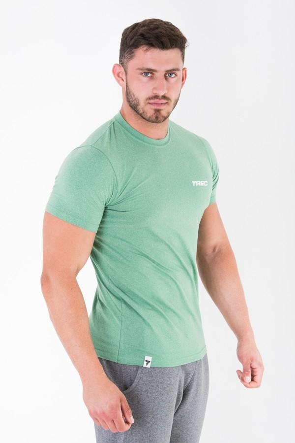 T-SHIRT - SOFT TREC 004 - GREEN