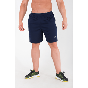 SHORT PANTS - COOLTREC 001 - NAVY