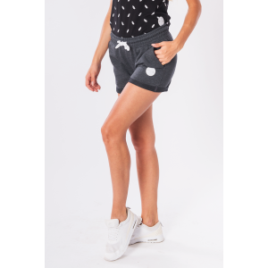 SHORT PANTS - TRECGIRL 004 - GRAPHITE