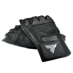 GLOVES CLASSIC STRIPE BLACK