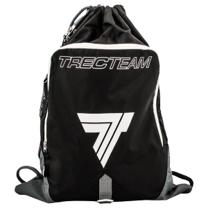 TREC TEAM - SACKPACK 001 - BLACK-GREY