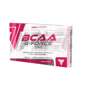 BCAA G-FORCE 1150 - 30 CAP - BOX
