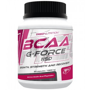 bcaa g force