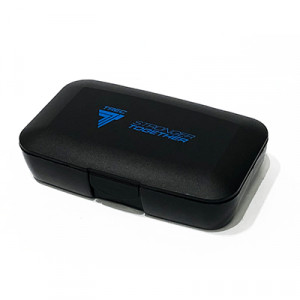 BOX FOR TABLETS -  BLACK - STRONGER TOGETHER